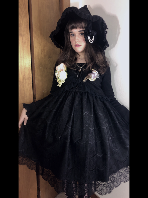 Kay DeAngelisの「Halloween」をテーマにしたコーディネート(2018/10/31)