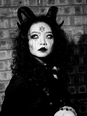 是Qiqi以「Halloween」为主题投稿的照片(2018/11/01)