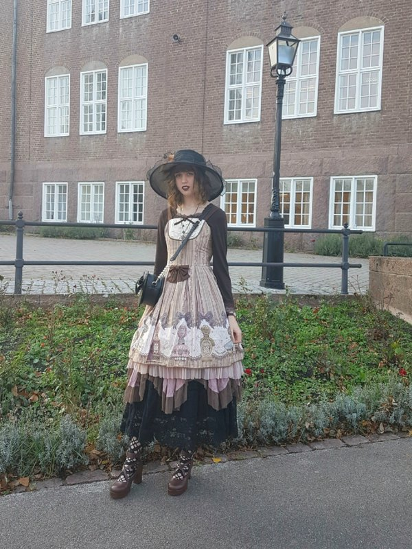 Sophia Magdalene's 「Halloween」themed photo (2018/11/02)