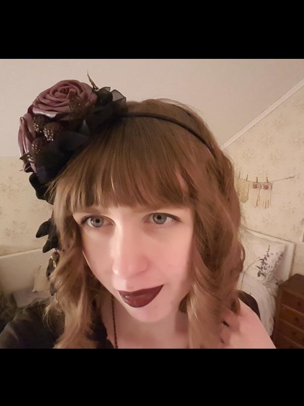 Sophia Magdaleneの「headpiece」をテーマにしたコーディネート(2018/11/02)