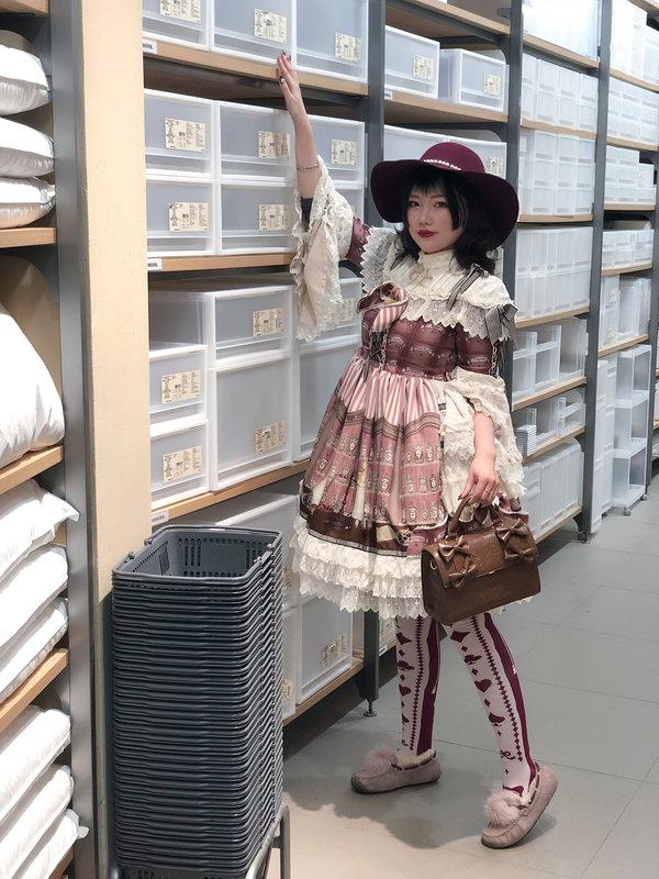 司马小忽悠の「Lolita」をテーマにしたコーディネート(2018/11/04)