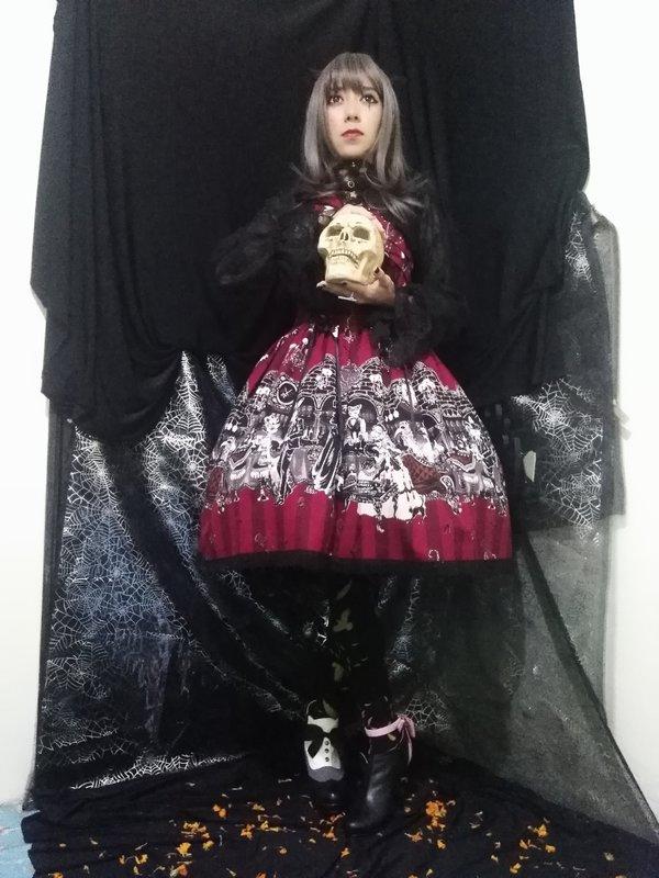是Lizbeth ushineki以「Lolita」为主题投稿的照片(2018/11/05)