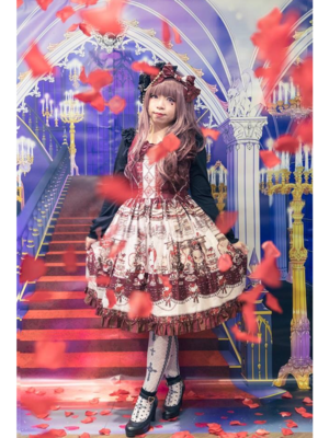 hime's 「Halloween」themed photo (2018/11/05)
