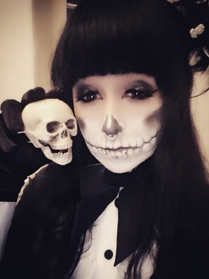 Perenelle Pitout's 「Halloween」themed photo (2018/11/06)