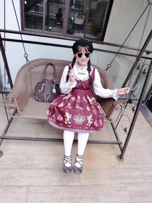shiina_mafuyuの「Lolita」をテーマにしたコーディネート(2018/11/06)