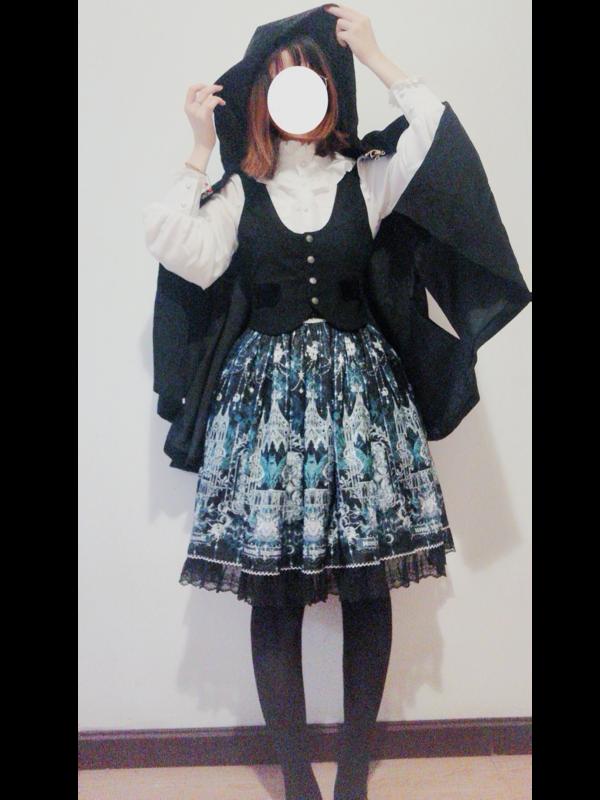 汐顔の「Lolita」をテーマにしたコーディネート(2018/11/07)