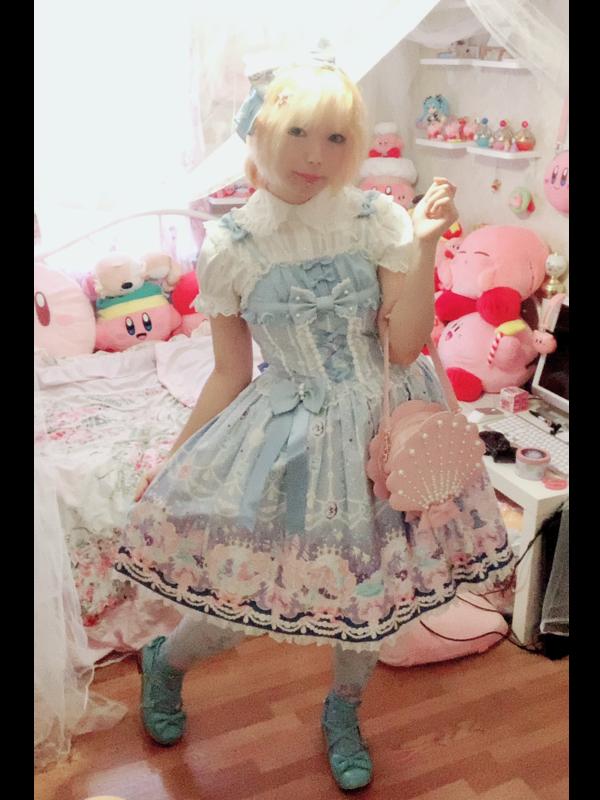 💎🐬MARiN🐬💎の「Lolita」をテーマにしたコーディネート(2018/11/08)