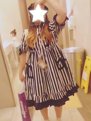 MINTCHO's 「Lolita」themed photo (2018/11/08)