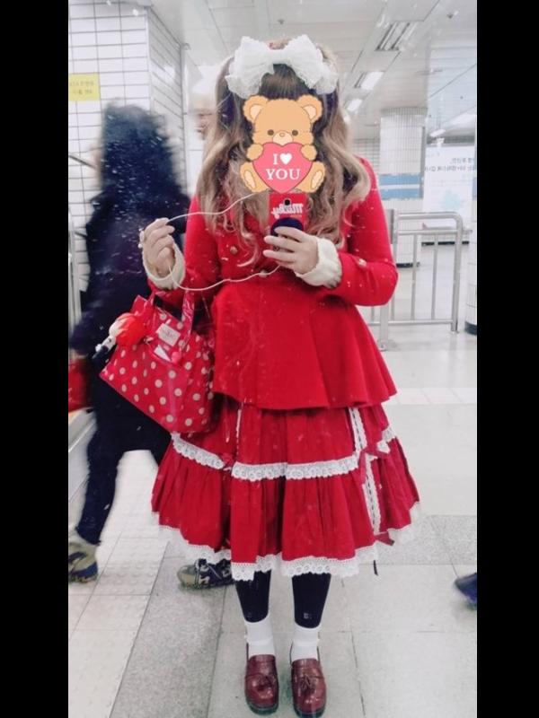 MINTCHOの「Lolita」をテーマにしたコーディネート(2018/11/08)