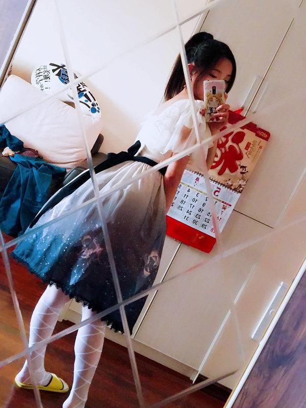 栗原沙耶の「Classical Lolita」をテーマにしたコーディネート(2018/11/08)