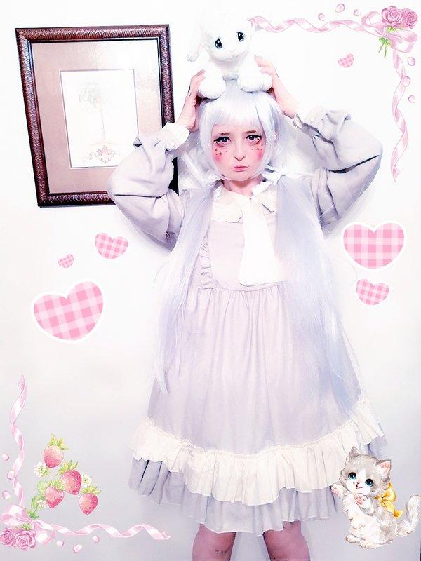 ねむい の「Lolita」をテーマにしたコーディネート(2018/11/09)