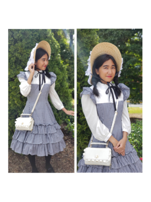 深由 (Miyu)'s 「Classic Lolita」themed photo (2018/11/09)