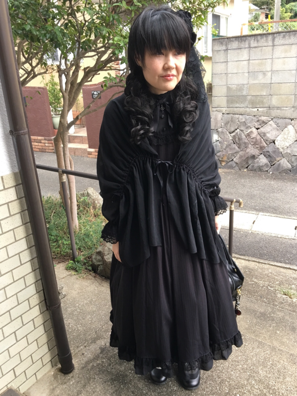咲和の「Classical Lolita」をテーマにしたコーディネート(2018/11/11)