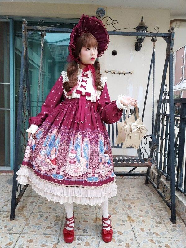 芜凉Kiyoの「Lolita」をテーマにしたコーディネート(2018/11/12)