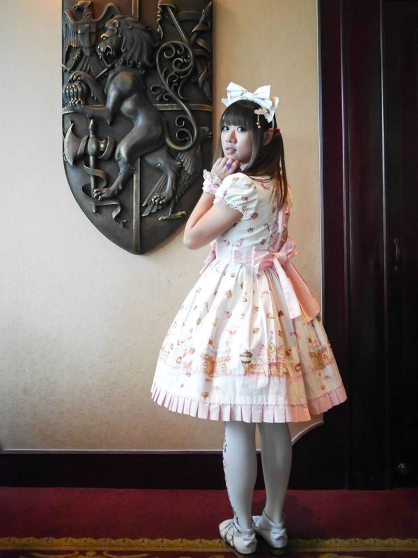 まゆ's 「Angelic pretty」themed photo (2017/04/29)