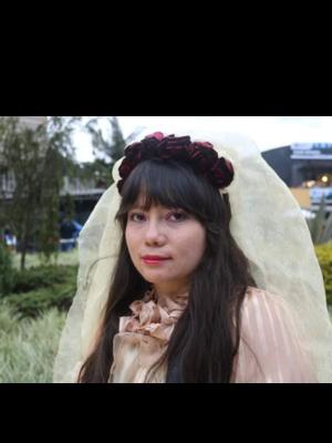 是L chan以「Classical Lolita」为主题投稿的照片(2018/11/12)