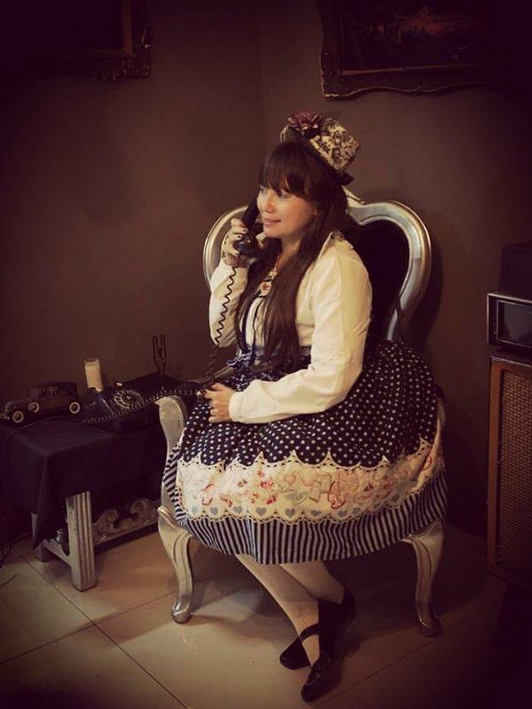 是L chan以「Lolita」为主题投稿的照片(2018/11/12)