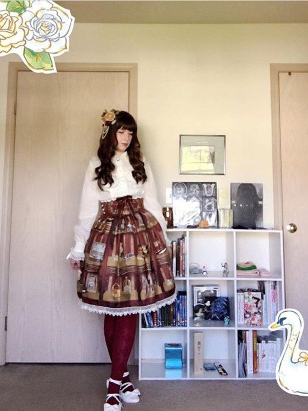 Serakuma's 「Lolita」themed photo (2018/11/12)