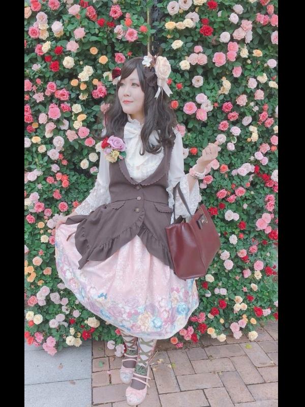 望月まりも☆ハニエルの「Lolita」をテーマにしたコーディネート(2018/11/12)