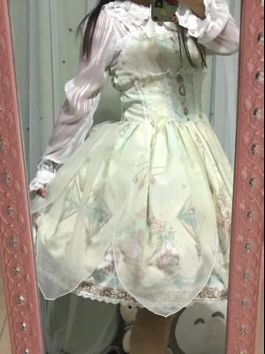 与卿合欢の「Lolita fashion」をテーマにしたコーディネート(2018/11/15)