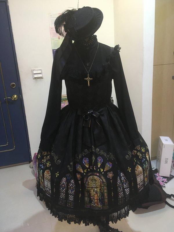 京川十四夜の「Lolita」をテーマにしたコーディネート(2018/11/15)