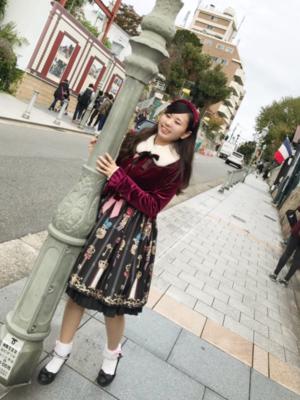 是Saki以「Angelic pretty」为主题投稿的照片(2018/11/15)