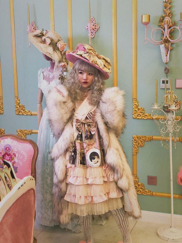 是司马小忽悠以「Classic Lolita」为主题投稿的照片(2018/11/15)