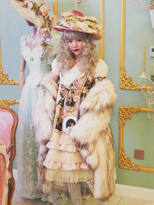 是司马小忽悠以「Lolita fashion」为主题投稿的照片(2018/11/15)