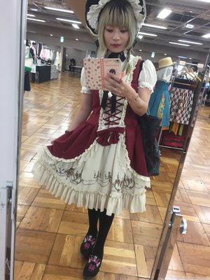 杏珠の「Lolita」をテーマにしたコーディネート(2018/11/15)