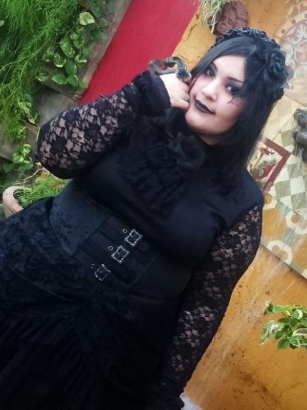 Bara No Himeの「Gothic Lolita」をテーマにしたコーディネート(2018/11/17)