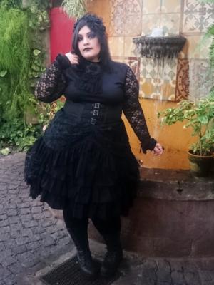 是Bara No Hime以「Gothic Lolita」为主题投稿的照片(2018/11/17)