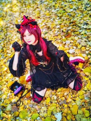 Yushiteki's 「Lolita」themed photo (2018/11/17)