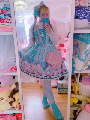 💎🐬MARiN🐬💎's 「Lolita」themed photo (2018/11/18)