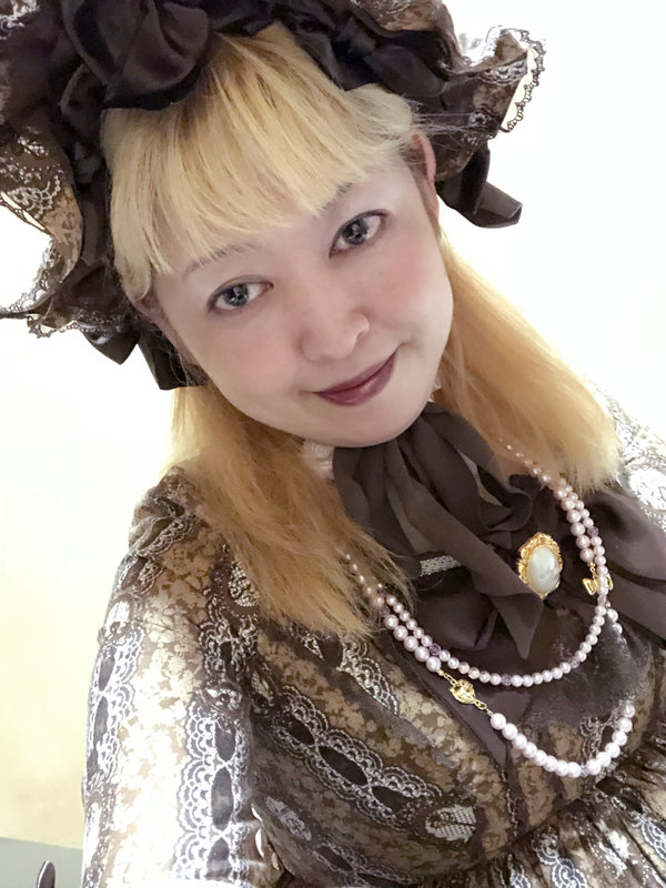 雪姫の「Classic Lolita」をテーマにしたコーディネート(2018/11/18)