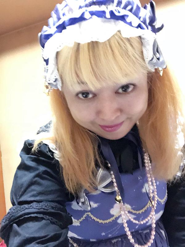 雪姫の「Lolita fashion」をテーマにしたコーディネート(2018/11/18)