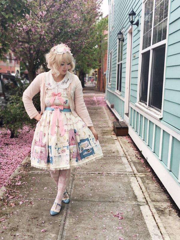 rabbit_winner's 「Angelic pretty」themed photo (2017/05/03)