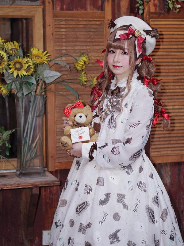 彻丽_赞比の「Lolita」をテーマにしたコーディネート(2018/11/19)