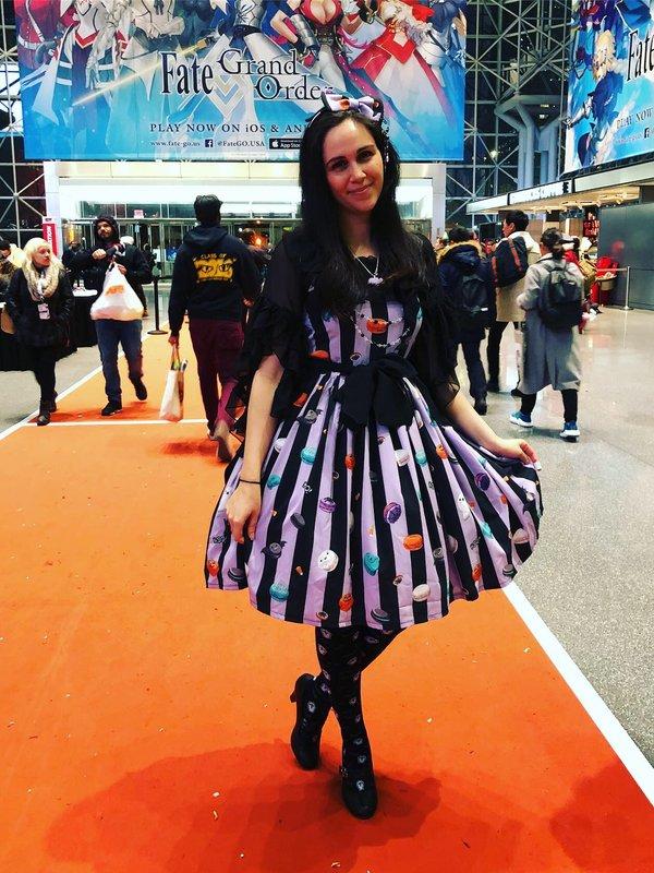msjennabennaの「Lolita fashion」をテーマにしたコーディネート(2018/11/20)