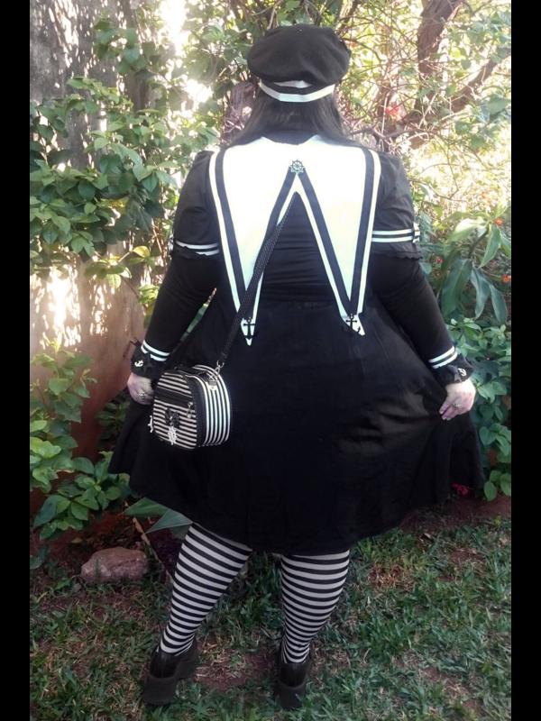 Bara No Hime's 「Sailor Lolita」themed photo (2018/11/20)
