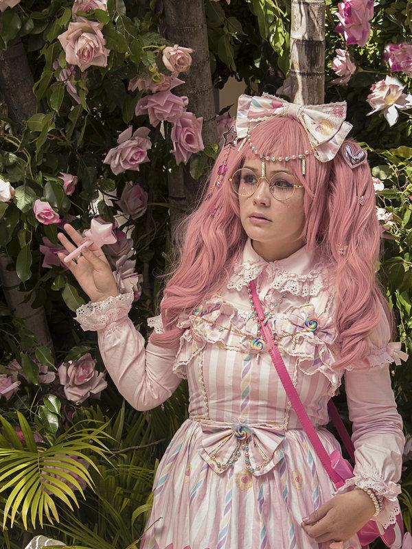 Sandra Vallejosの「Lolita」をテーマにしたコーディネート(2018/11/20)