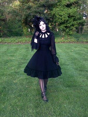 是Closetdemon以「Gothic」为主题投稿的照片(2017/05/04)