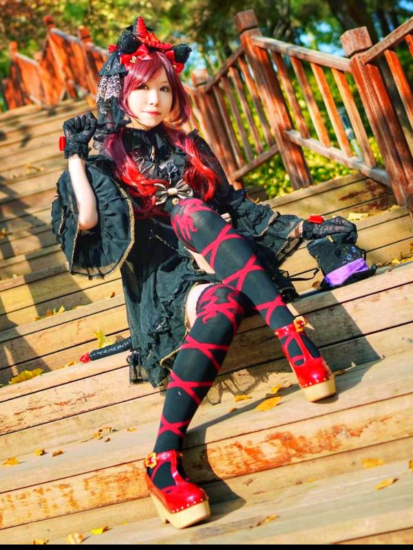 Yushiteki's 「ALICE and the PIRATES」themed photo (2018/11/22)