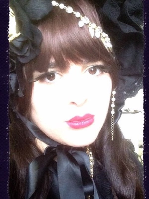 Lolitaplusgeek's 「Gothic Lolita」themed photo (2016/07/14)