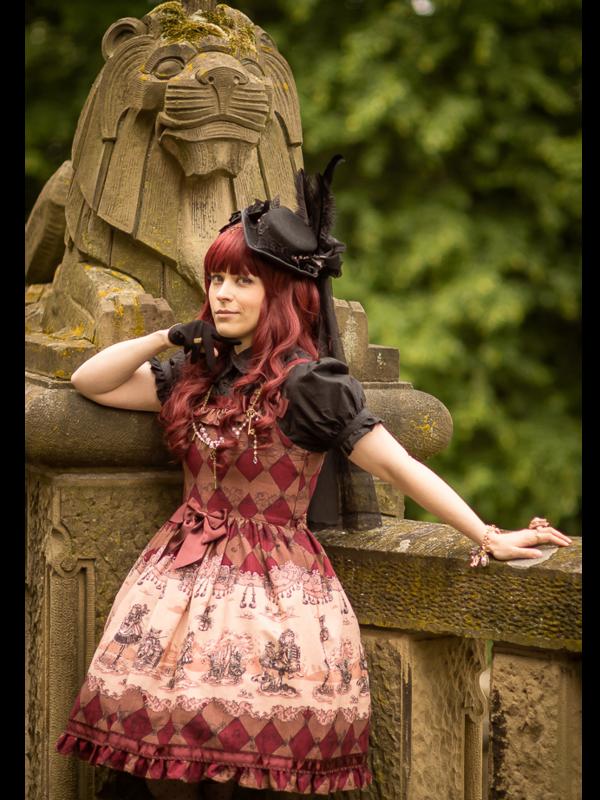 是Avonlae以「Lolita」为主题投稿的照片(2018/11/24)