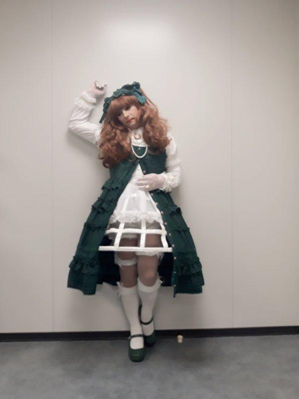 Anaïsseの「Lolita fashion」をテーマにしたコーディネート(2018/11/26)