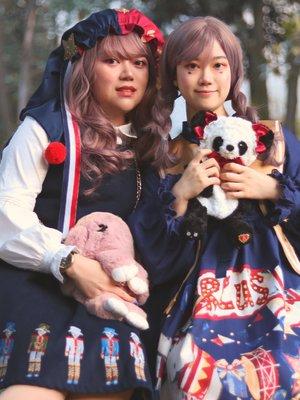 酷马咩の「Lolita」をテーマにしたコーディネート(2018/11/26)