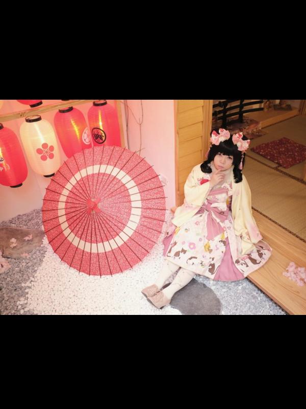 himeの「Lolita」をテーマにしたコーディネート(2018/11/28)