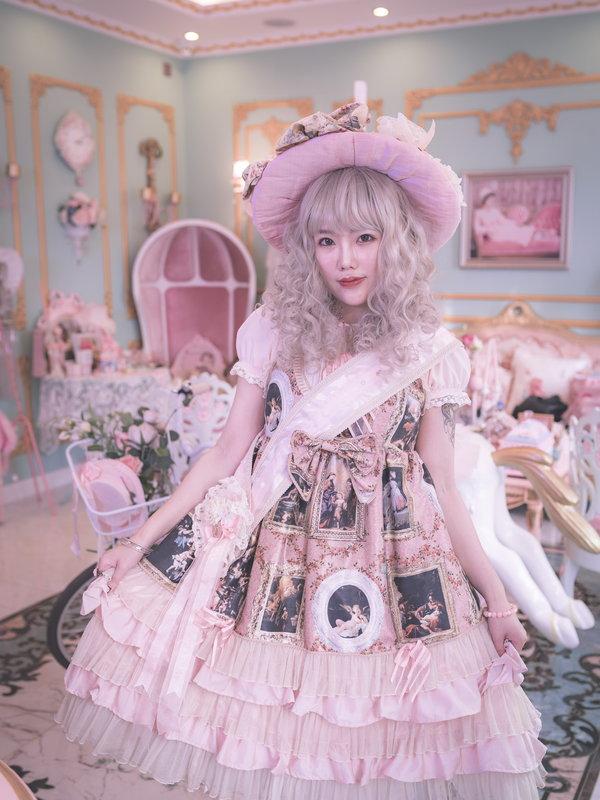 司马小忽悠の「Lolita」をテーマにしたコーディネート(2018/11/28)