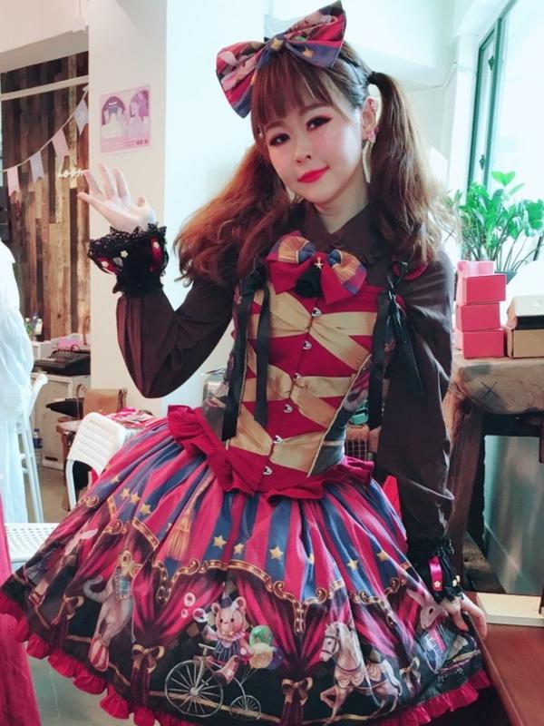 zihlingの「Lolita」をテーマにしたコーディネート(2018/11/29)