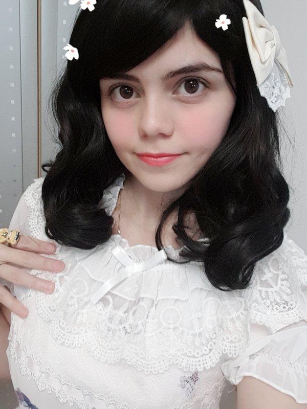 是Amanda以「Lolita」为主题投稿的照片(2018/12/03)